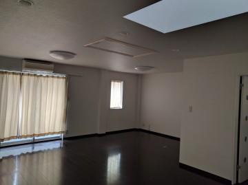 3階スペース(天窓)